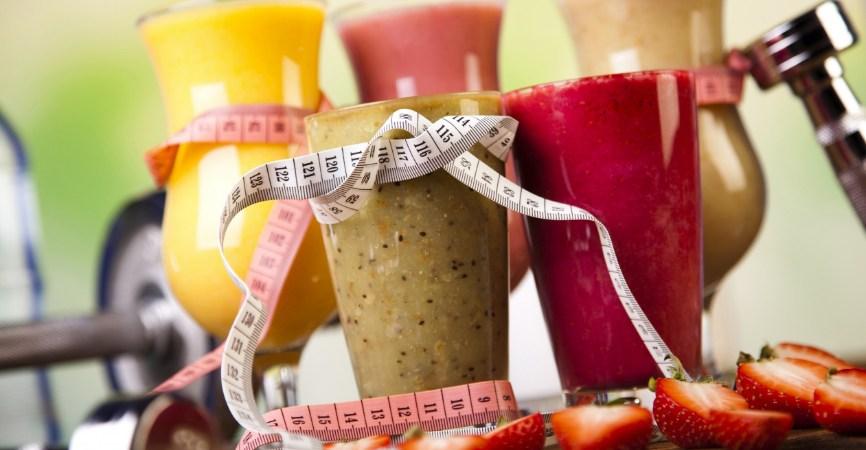 Диетические коктейли для контроля веса: рецепты приготовления