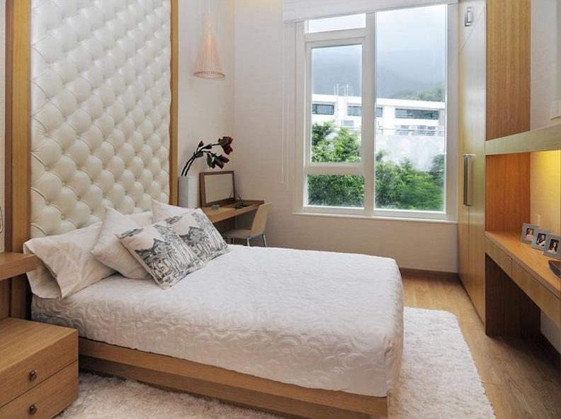 Как обустроить маленькую спальню в доме или квартире своими руками