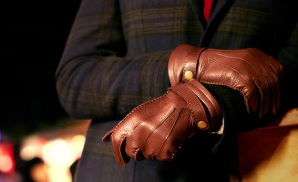 Как правильно выбрать кожаные перчатки