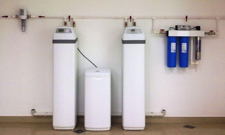 Фильтры для умягчения жесткой воды