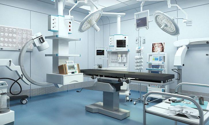 Оснащение для медицинской лаборатории