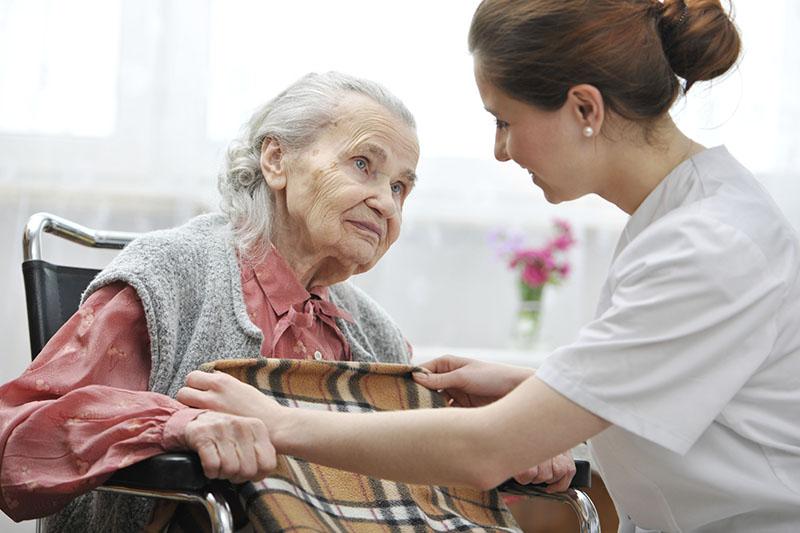 А что для Вас значит «дом престарелых»