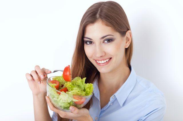 Переходим на правильное питание правильно