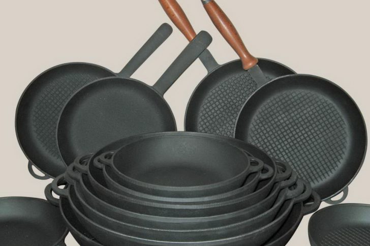 Почему чугунная посуда намного лучше других?