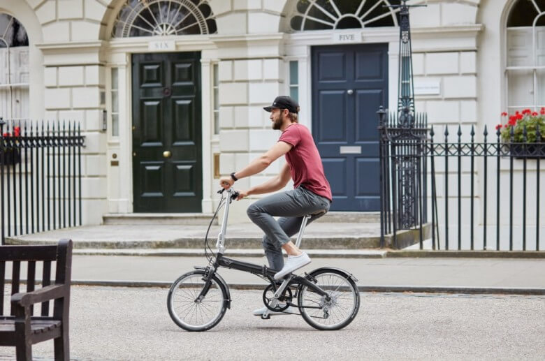 недорогие складные велосипеды