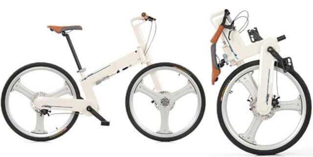 обзор моделей складных велосипедов