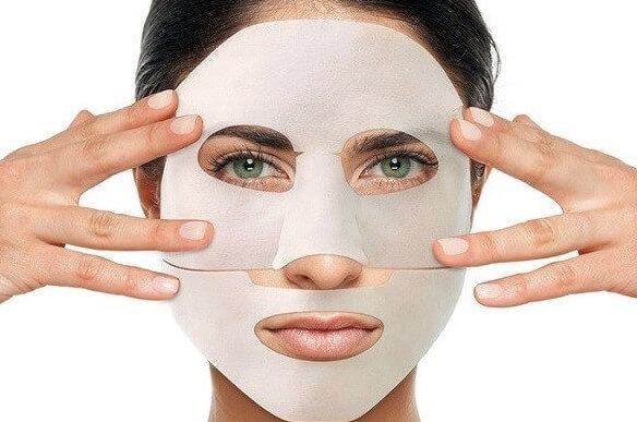 правила нанесения маски для лица