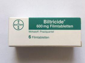 Бильтрицид из Германии: эффективное средство борьбы с гельминтами