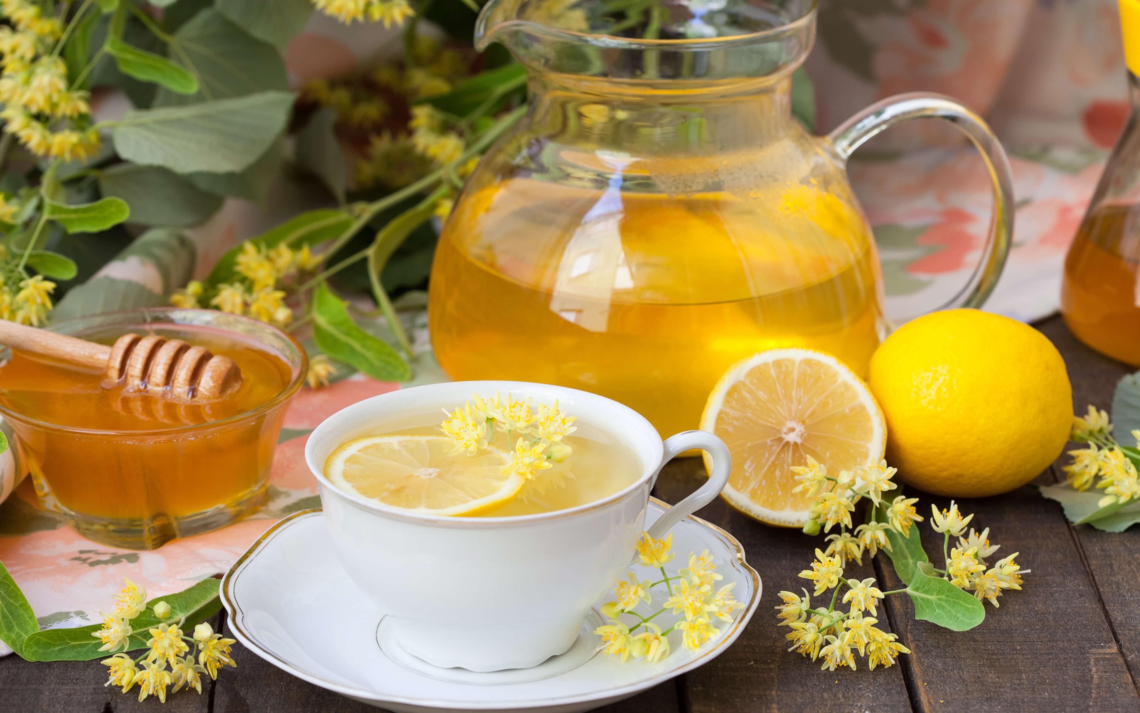 Полезная альтернатива сахару - мёд