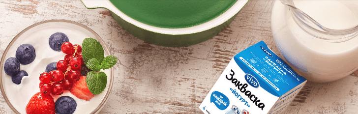 Закваска для йогурта VIVO