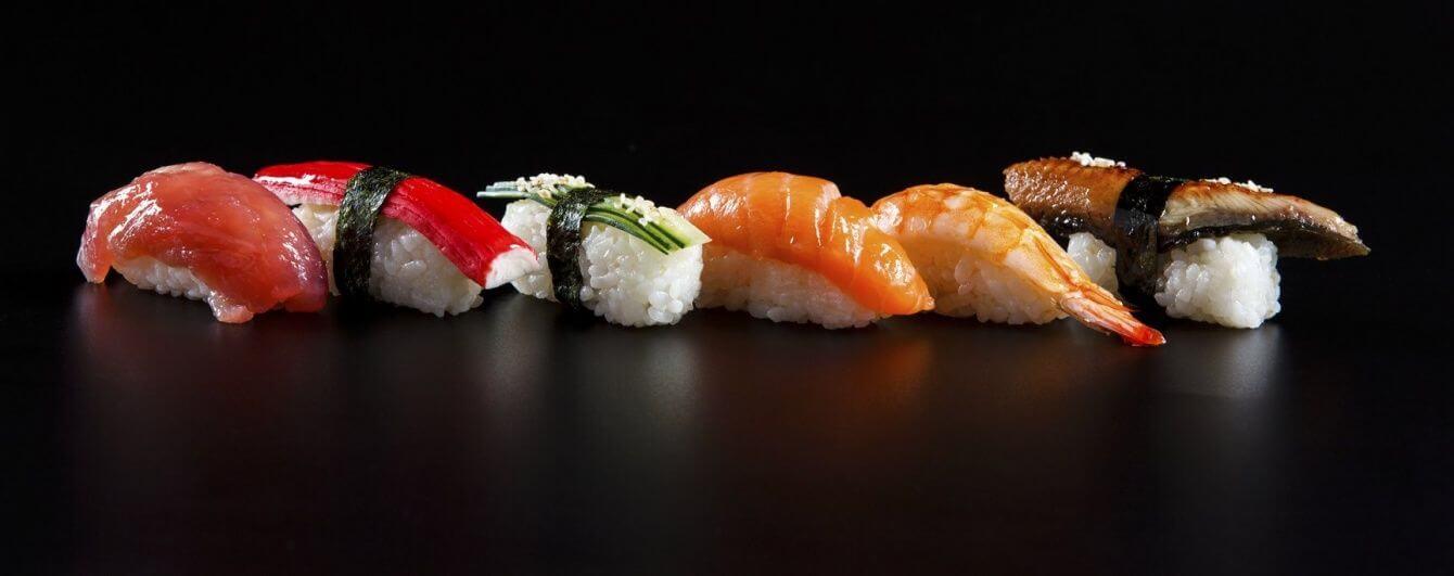 суши для диеты