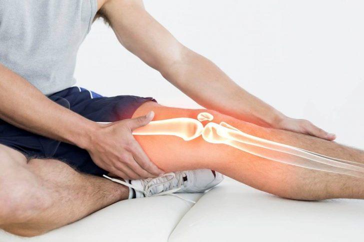 Проблемы с коленными суставами — как лечить