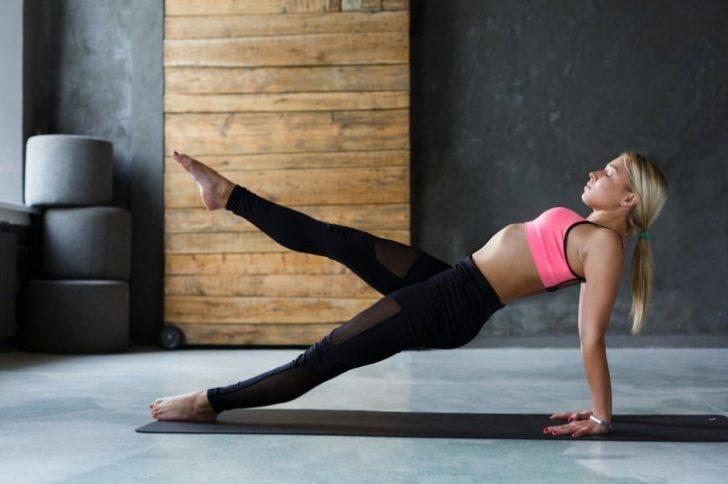 Обратная планка: красивое тело всего за 3 минуты в день!