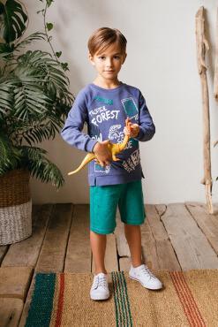 цвет одежды для мальчика
