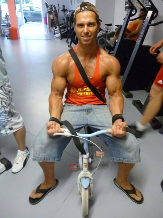 45-Year-Old Spanish Bodybuilding Champion