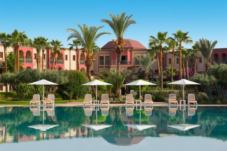 Marrakech La Palmeraie в Марракеше: оазис свежести в благоухающей пальмовой роще