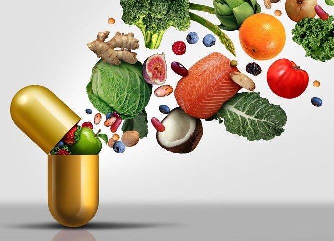 Как сохранить красоту при помощи витаминов